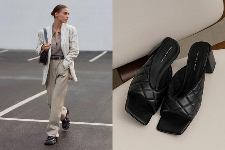 平價高級:細看丹麥博主搭配鞋款,Charles&Keith 曝光度最高?