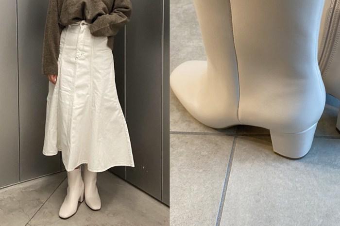 初登場:走起路來有著最美姿態,GU 這雙短靴被稱為優雅救星!
