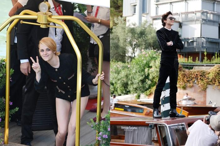 你錯過的威尼斯影展:明星漏網鏡頭,會心一笑的 6 個瞬間!