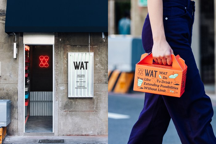 WAT 赤峰街開張:限定口味楊枝甘露,還有另一個神秘個性款!