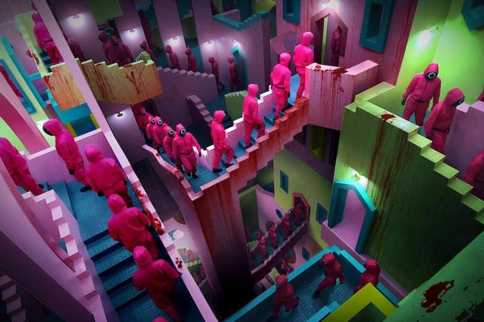 原來遊戲場景是這樣設計,營造緊張氣氛:《魷魚遊戲》公開拍攝幕後秘密!