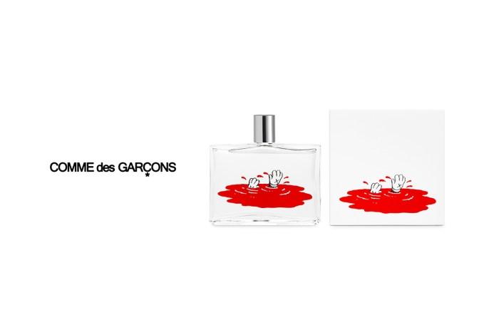 值得收藏:KAWS 與 COMME des GARÇONS 聯名推出「MIRROR」香水!