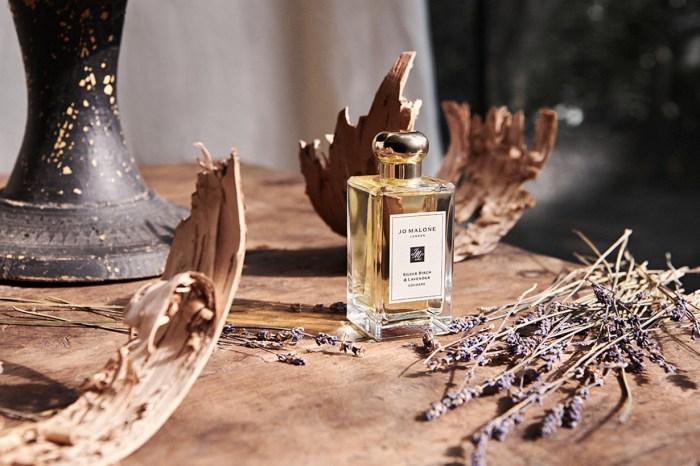 英倫的薰衣草氣息:Jo Malone London 重新帶回人氣的「白樺木與薰衣草」香水!