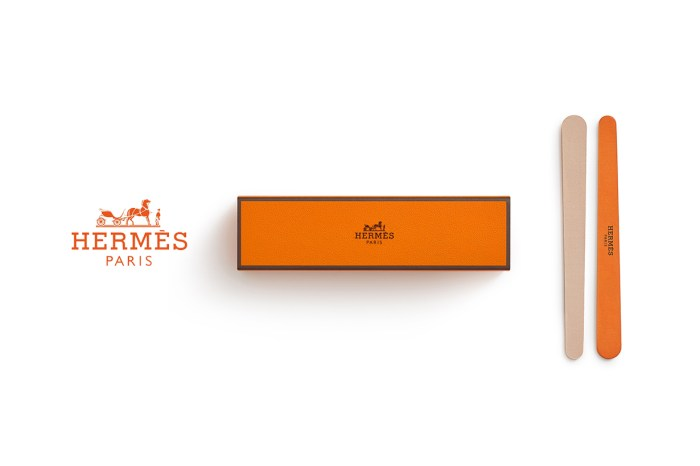 除了令女生心動的 24 色指甲油,Hermès 這次帶來了完整護手步驟小技巧!