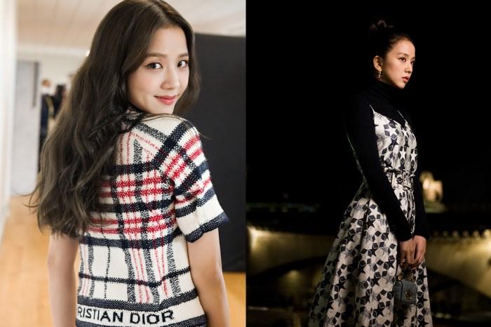 跟著 BLACKPINK Jisoo 一起步入 Dior 工作室,窺探春夏系列背後的設計秘密!