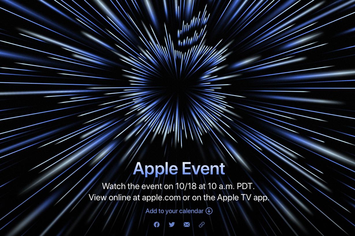 Apple Event 2021 10 AirPods 3 MacBook Mac mini