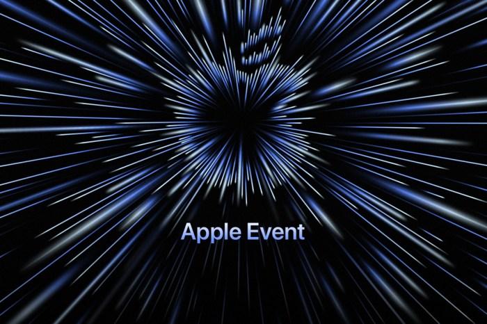 Apple 第二場發表會公開日期!期待已久的 AirPods 3、MacBook Pro 會登場嗎?