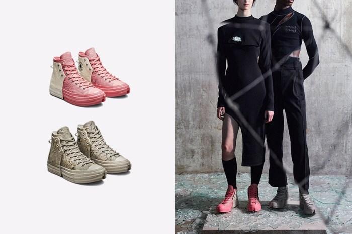 又要引起搶購:Converse 再次合作 Feng Chen Wang 推出經典波鞋變奏版!