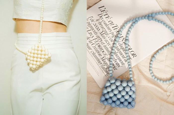 為秋冬穿搭注入可愛亮點:來自泰國小眾品牌 B-unique 的迷你串珠手袋!