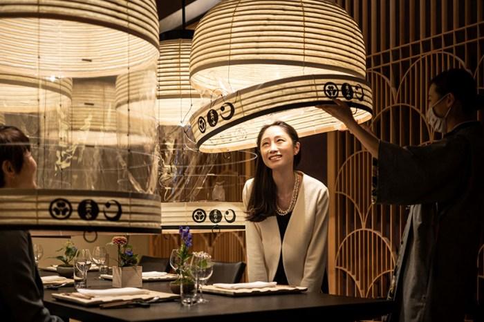 結合日式美學,Hoshinoya Tokyo 為防疫時期打造的「燈籠晚餐」引起不少注目!