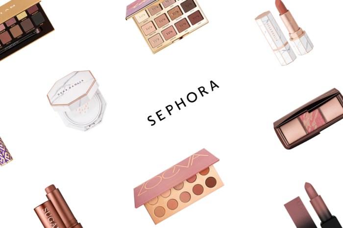 彩妝控最期待的 Sephora 台灣登場,為你整理 10+ 買了絕不後悔的單品!