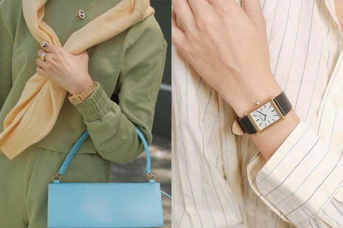 親民的價錢、高貴的格調:4 款輕奢侈小方錶散發復古優雅的魅力
