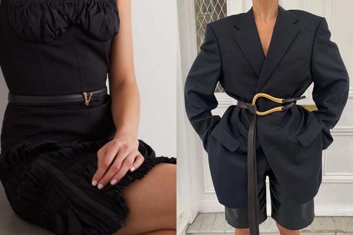 為造型加入一抹低調奢華,在秋冬入手一條充滿高級質感的名牌皮帶吧!