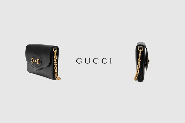 Gucci 1955 Horsebit 新成員一登場,時髦女生目光簡直移不開!
