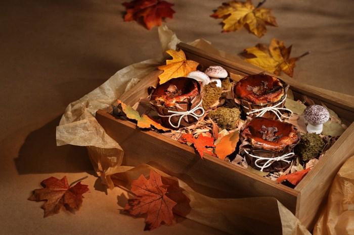 港麗酒店推出黑松露巴斯克焦香芝士蛋糕,美味得讓味蕾感動