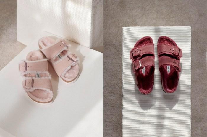 看了 Birkenstock 新款,才發現今年還欠一雙屬於秋冬的涼鞋 !