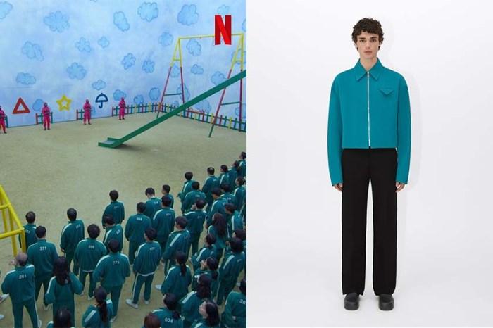 連奢侈品牌也推出《魷魚遊戲》服裝嗎?可能是你見過最名貴的萬聖節 Cosplay 造型!