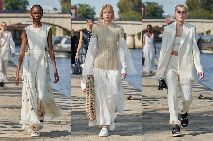 PFW:仙氣灑落塞納河畔!Chloé 春夏畫重點,還有不想錯過的美手袋!