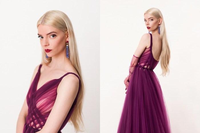 Dior 迎來新一位品牌大使,她是憑《后翼棄兵》一舉成名的 Anya Taylor-Joy!