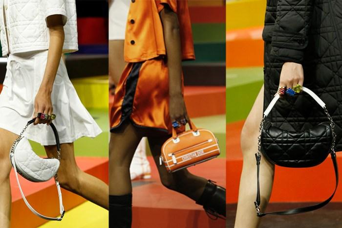 手袋控注意:SS22 頭號 It Bag,Dior Vibe Bag 將於來年一月上架!