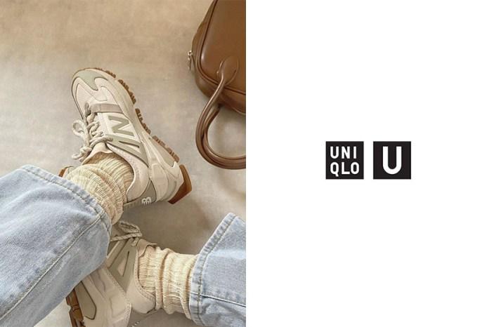 不說還沒想到,UNIQLO U 隱藏熱賣款:Heattech 可愛保暖高筒襪!