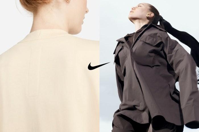 最不像 Nike 也最低調的支線:100% 義大利製,極簡到讓你想穿一輩子!