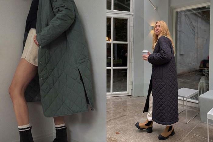 今個秋冬最可愛慵懶的潮流:時尚博主都在追捧的這件外套有什麼魅力?