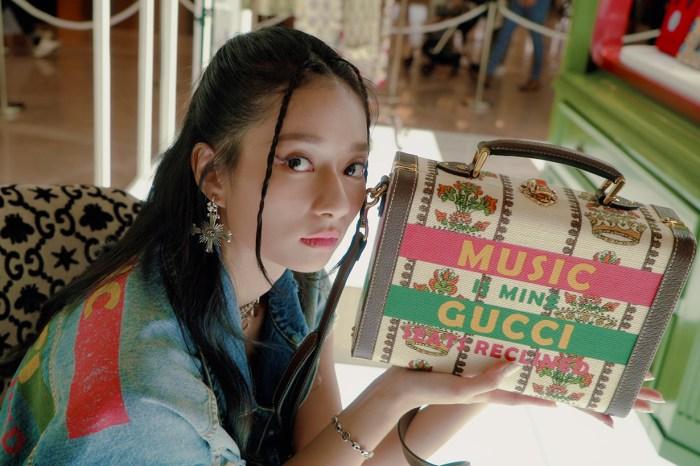 走進 Gucci 100 期間限定店!新一代女神 Ka Yan 與你分享她的 3 件必買時尚單品