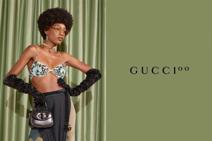 Gucci 悄悄換了大頭貼,你發現後面的「oo」是什麼涵義了嗎?