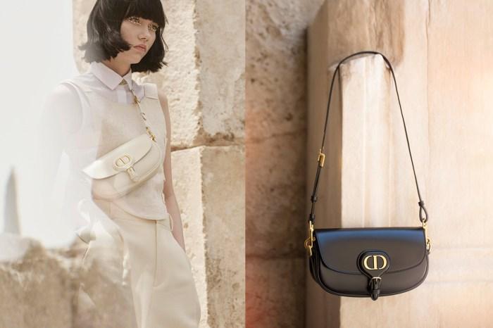 2022 早春度假系列上架,引起熱議的 Dior Bobby East West 登場!