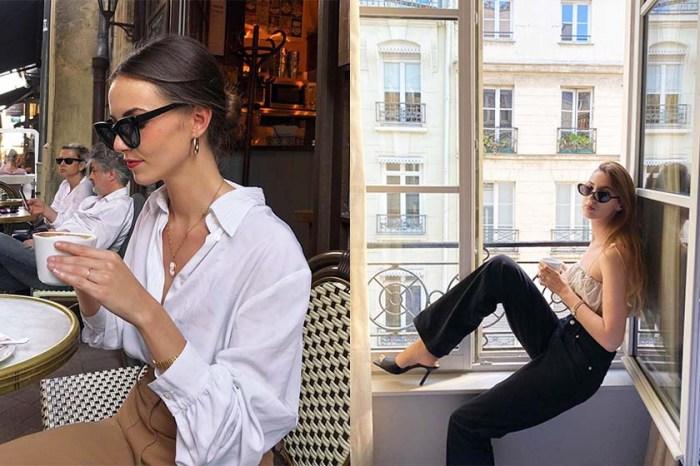 隨性灑脫的美麗:無需精雕細琢,法國女生都是這樣維持她們的外型!