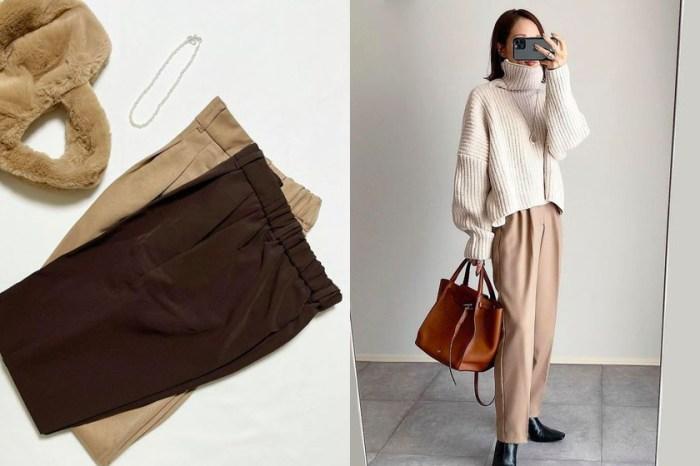上班族心動:GU 本季必收美西褲,優雅輪廓怎能錯過?