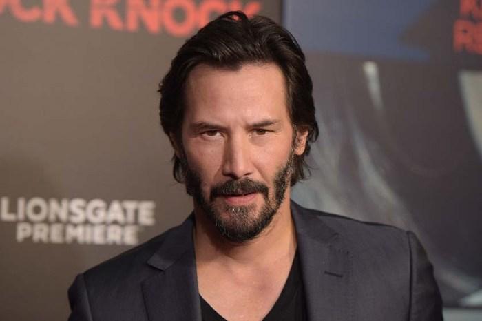 Keanu Reeves 美談再加一:因這個原因,他贈送工作人員每人一隻 Rolex 名錶!