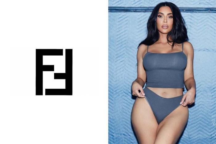 傳聞 Fendi 與內衣品牌 SKIMS 推出聯乘! Kim Kardashian 是否再次印證了「名人效應」的威力?