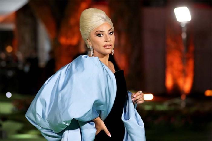 偏要走不尋常的路線!Lady Gaga 最新的圍巾以「天價」震驚網民