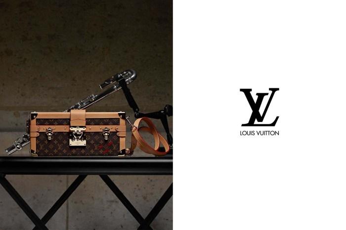 PFW:率先披露絕美新手袋!Louis Vuitton 2022 春夏時裝展即將登場!