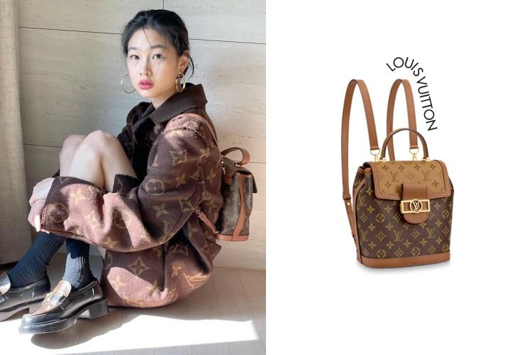 身為 Louis Vuitton 大使,鄭浩妍私下第一眼先挑中哪個單品?