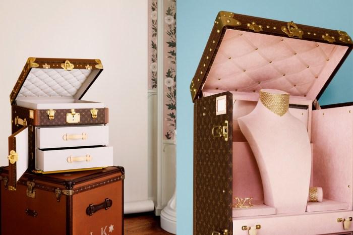 6 種極奢版 Trunk:Louis Vuitton 把生活每一種可能,都裝進行李箱!