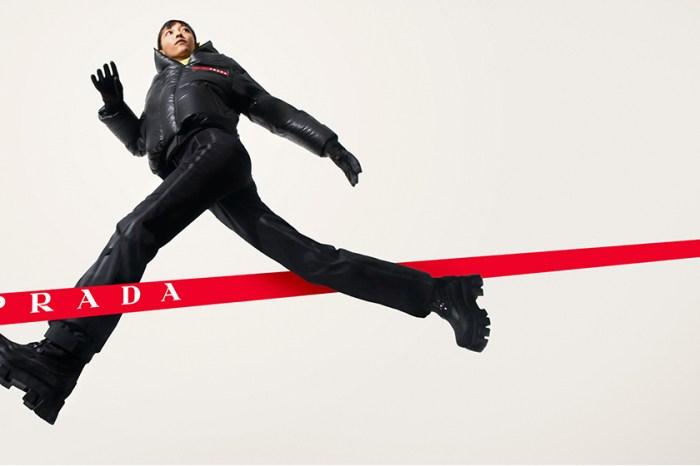 Prada Linea Rossa FW21 廣告:再次請來 Jennie 的密友 Hugo Comte 掌鏡 ?