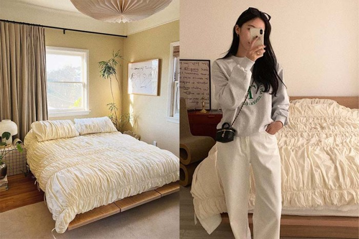 躺在一片波浪上:韓國新興寢具品牌 GATA 以可愛的床單在 IG 上瘋狂洗版!
