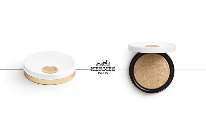 只有一款粉餅卻美如收藏品,HERMÈS Beauty 假日限定系列曝光!