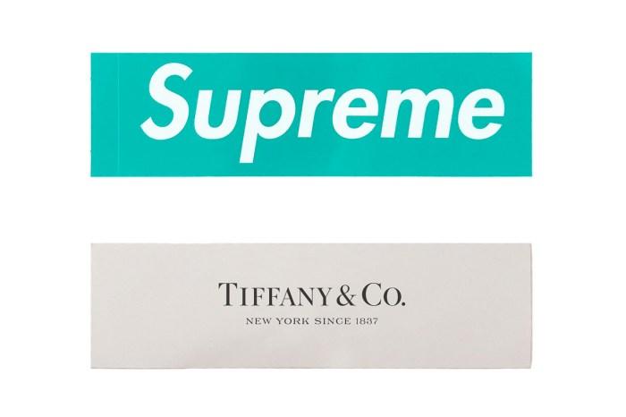 珍珠項鍊疑似曝光:Supreme x Tiffany&Co. 還能多期待!