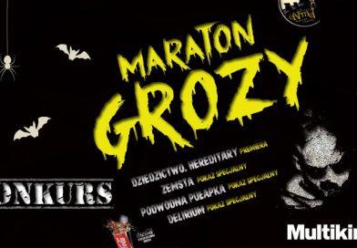 Wygraj podwójną wejściówkę na ENEMEF: Maraton Grozy w Krakowie! [ZAKOŃCZONY]