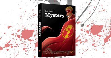 """Konkurs na superbohatera. """"Mystery"""" – recenzja komiksu paragrafowego"""