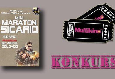 """Wygraj podwójną wejściówkę na ENEMEF: Minimaraton Sicario z premierą """"Sicario 2: Soldado"""" [ZAKOŃCZONY]"""