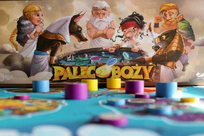 Palec Bozy FoxGames