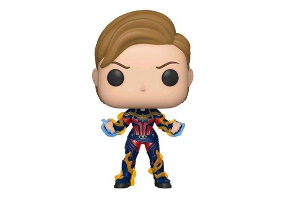 FUN45143–Avengers-CaptainMarvel-ShortHair-POP