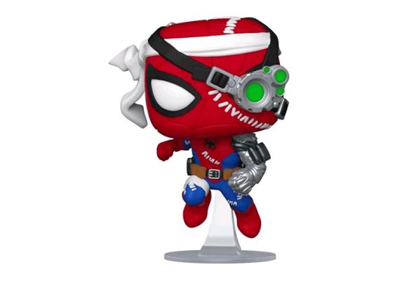 FUN52242–Cyborg–Spider-Man-Pop