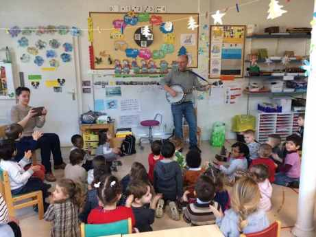 weeper circus maternelle 1