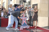 holly hunter gets her hollywood blvd star